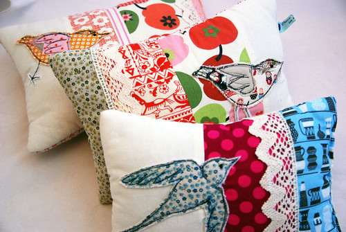 Scented Cushions by Once upon a time in the north