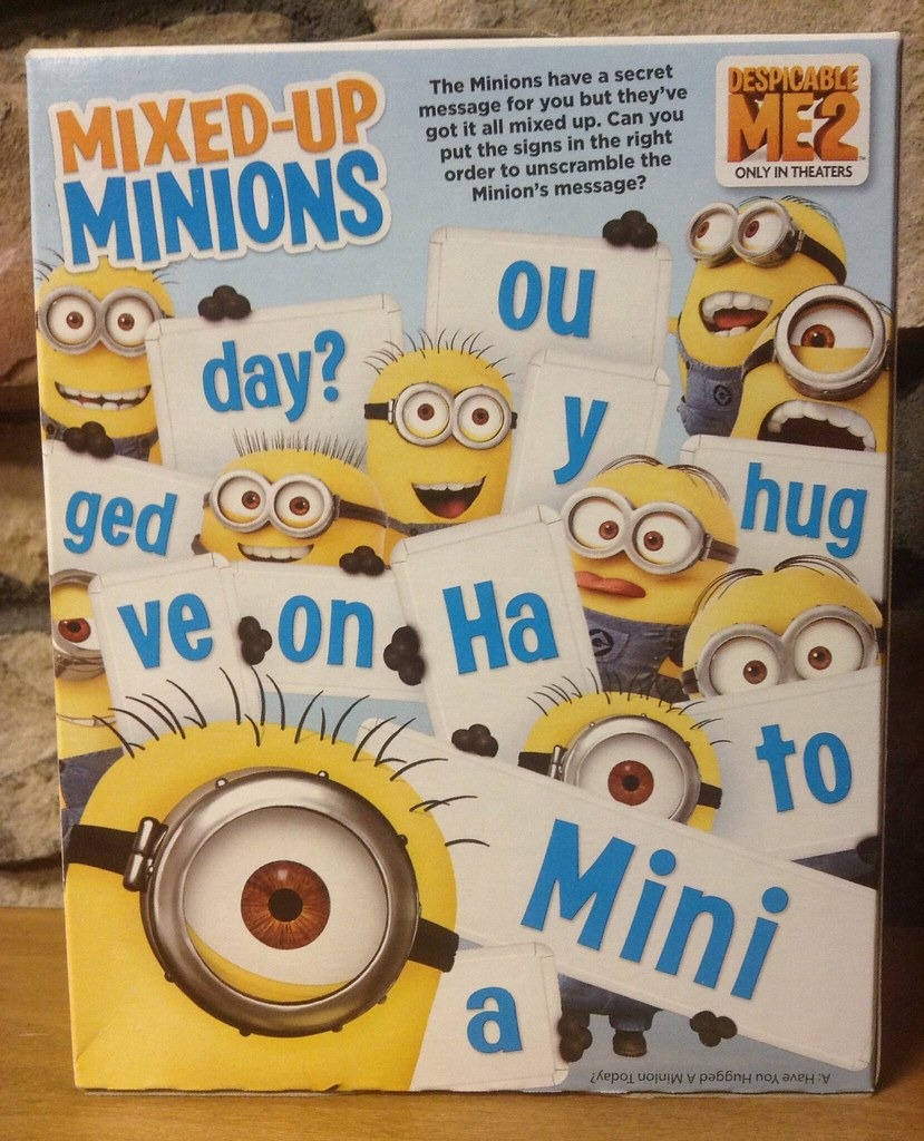 Fruit Roll Ups Promoting Despicable Me 2 With Minions Flickr