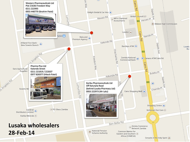 Lusaka wholesalers 28-Feb14