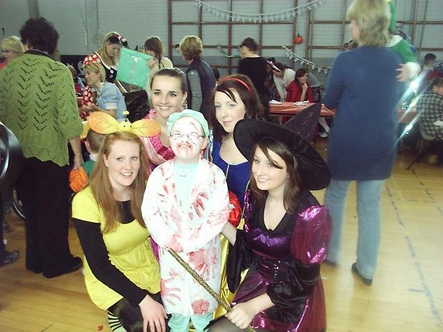 Special Class Halloween 2009-2010