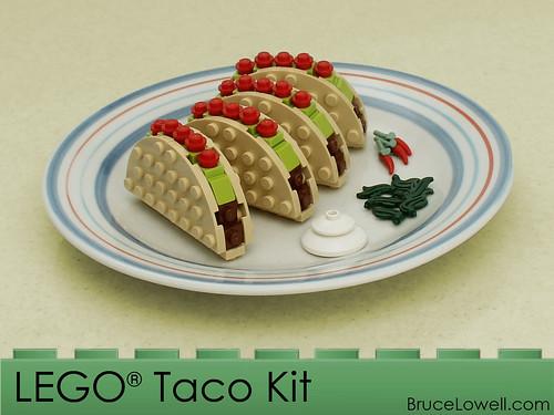 LEGO® Taco Kit