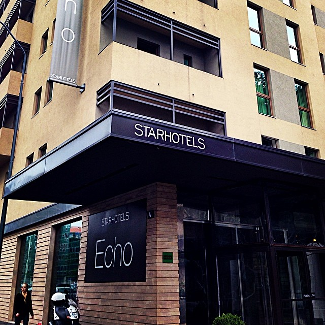 Echo Hotel Milano Centrale
