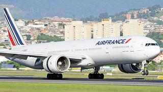 AIR FRANCE - SBGR / GRU