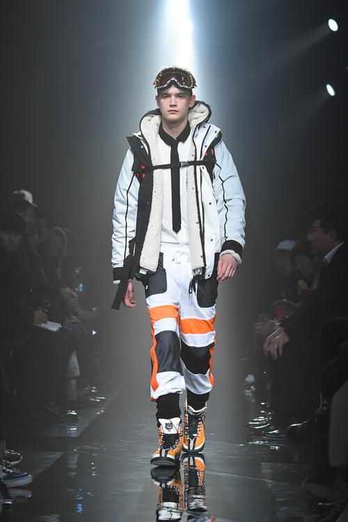 FW14 Tokyo Onitsuka Tiger × ANDREA POMPILIO007_Lewis Conlon(Fashion Press)