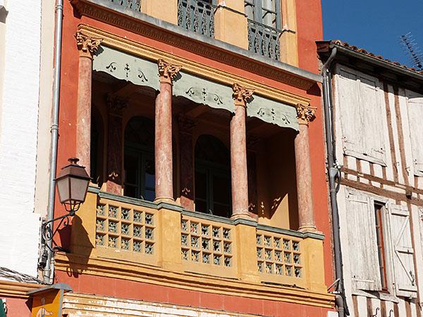 balcon samatan