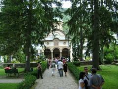 pelerinaje oltene-mânăstirea cozia/pilgrimages in oltenia-monastery cozia