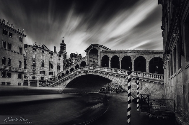 Venetian traffic..