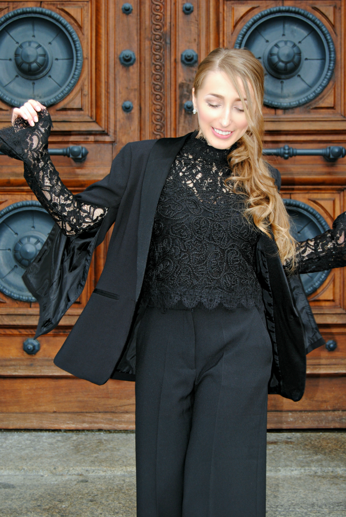 Outfit Black Lace (005b)