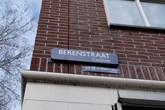 Berenstraat street sign