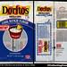 Frito Lay - Doritos Cool Ranch - NEW - 7 1/2 oz tortilla chip snack bag package - 1985 by JasonLiebig