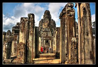Siem Reap K - Bayon 05