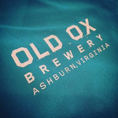 mmmmm... that new running tee smell! #trottinoxen @trottin_oxen @oldoxbrewery