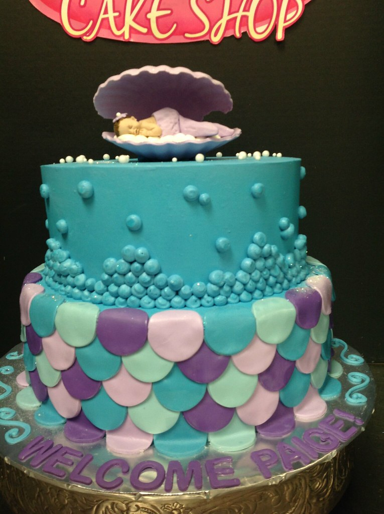 Baby Shower Cakes - Exclusive Cake Shop-4667