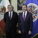 Secretary General Meets with Foreign Minister of Mexico
