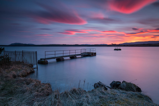 Sunset Reservoir.