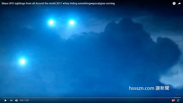 Mass UFO sightings from all Around the world I