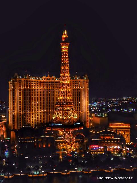 Eiffel Tower Restaurant & Paris Hotel