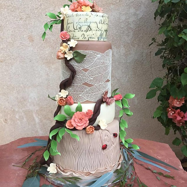 Cake by Sedona Cake Couture