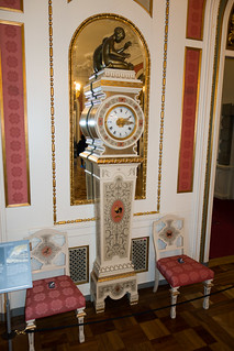 Decorative grandfather clock
