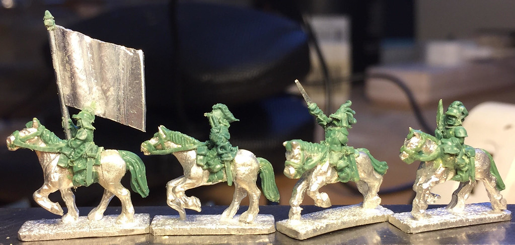 German Reiter (Riders)