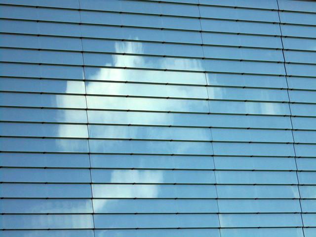 Blue Sky Fascade