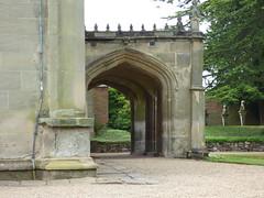Arbury Hall - Porte-cochère