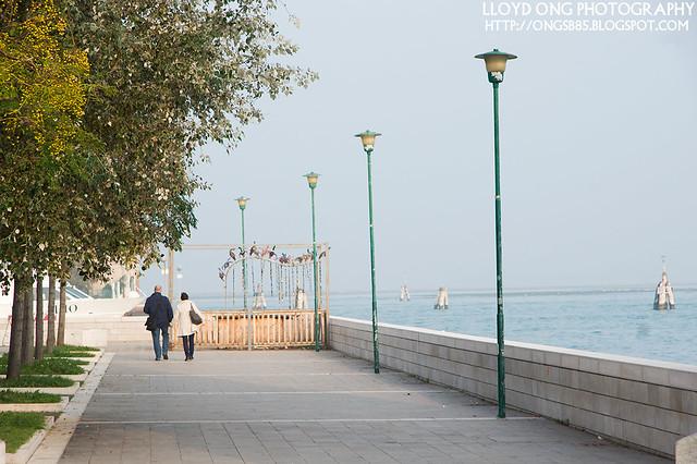 Murano Walkway