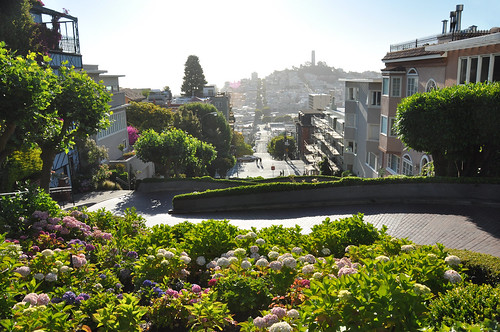 Good morning Lombard St.