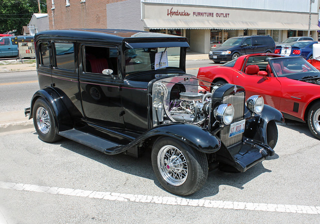 1929 chevrolet 4 door sedan street rod 3 of 5 flickr