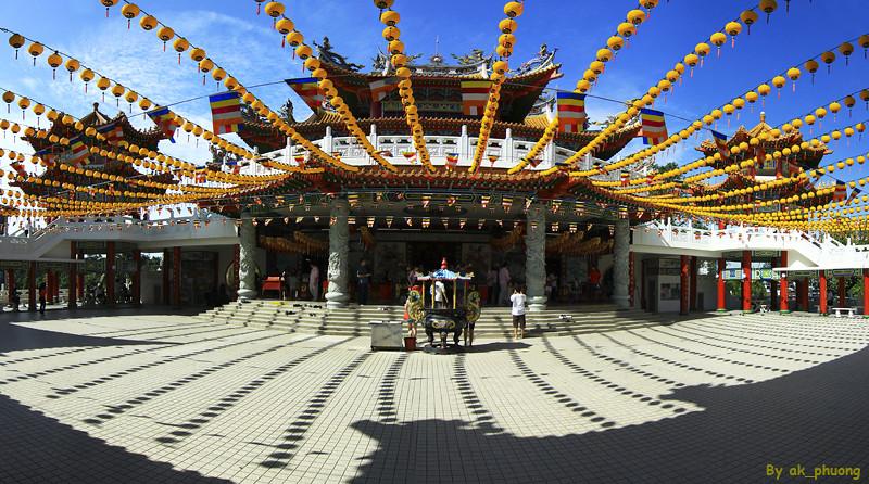 Thean Hou Temple # 4, Kuala Lumpur, Malaysia