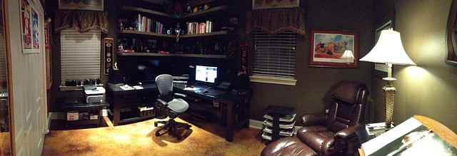 Home Office after redo.
