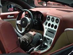wheel(0.0), automobile(1.0), alfa romeo(1.0), vehicle(1.0), alfa romeo 159(1.0), alfa romeo brera(1.0), land vehicle(1.0), luxury vehicle(1.0), supercar(1.0),
