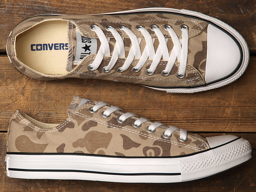 Converse / All Star CT OX Safari Camo