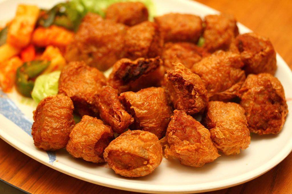 Kian Seng Seafood Restaurant: Prawn Roll