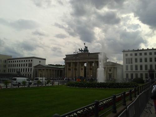 Berlinfahrt im Juni 2013