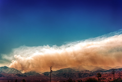 The Last Of The Hathaway Fire by hbmike2000