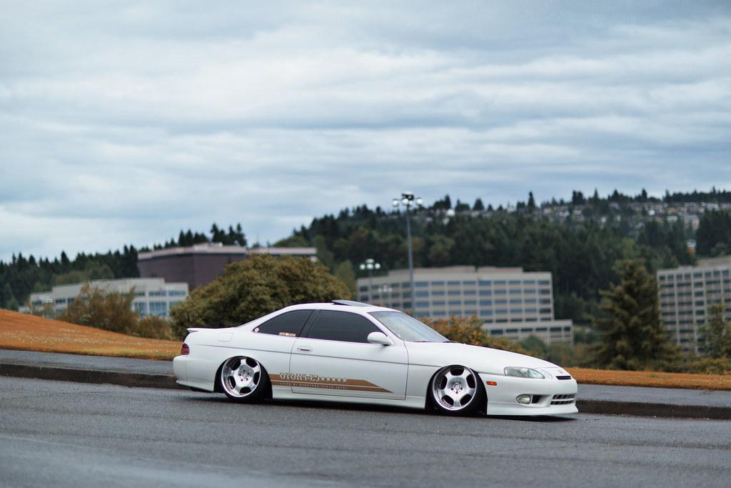FS: 1997 DWP Lowerclassmen Lexus SC300 // Seattle, WA