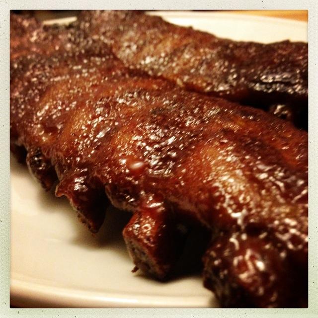 Pork ribs