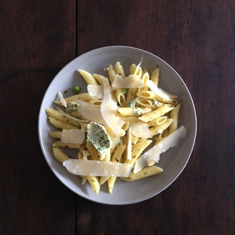 Sprucing up Leftover Pasta from Food52