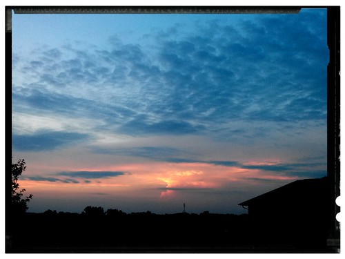 Burdensome sky