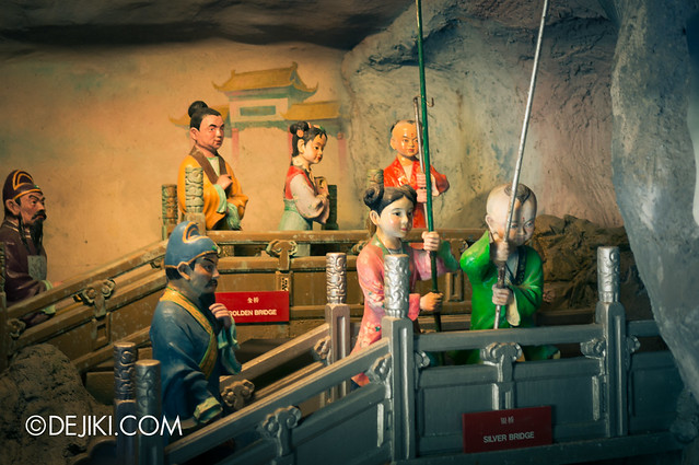 Haw Par Villa - inside ten courts of hell 1