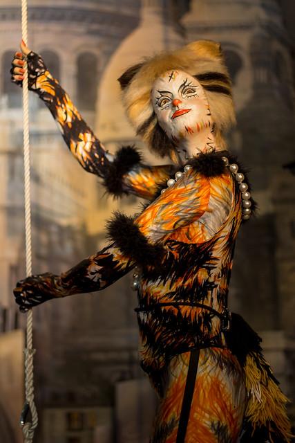 Cats Musical Hamburg  Tracey