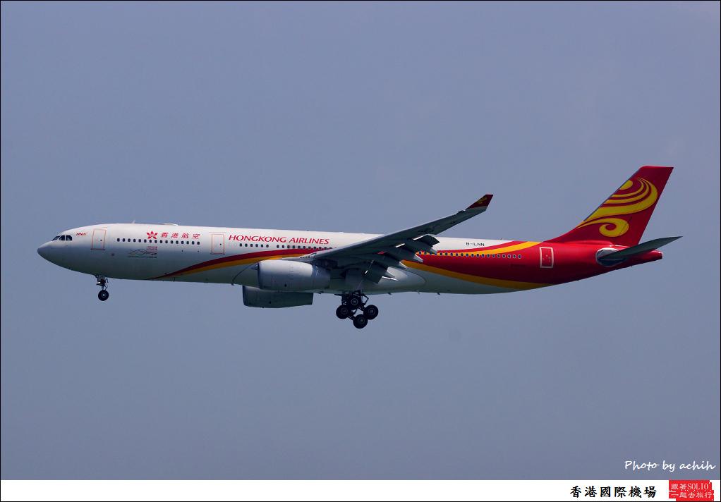 Hong Kong Airlines B-LNN