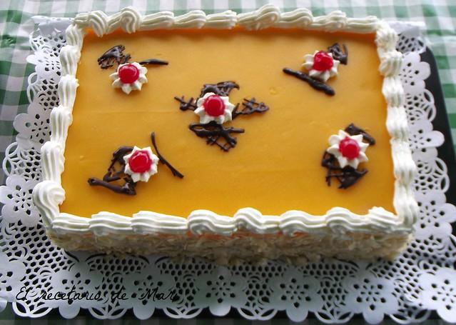 tarta de San Marcos