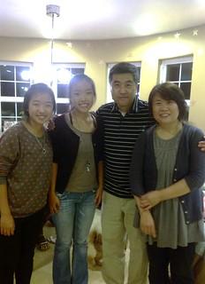 Pastor Kieun Yu family