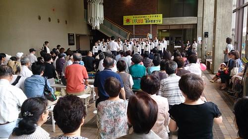 2013/7/21 蕨SPF 蕨少年少女合唱団