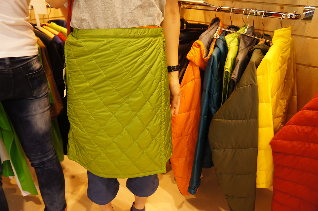 montbell Thermawrap Skirt