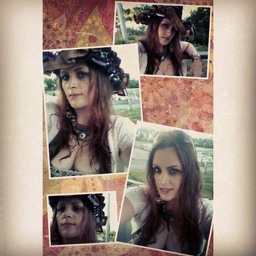 Pirating at the Whitman's Pond! #Pirate #wench #Pyrate #girl #lady #woman #Bohemian #boho #bohochic #chic #fashion #makeup #cosplay