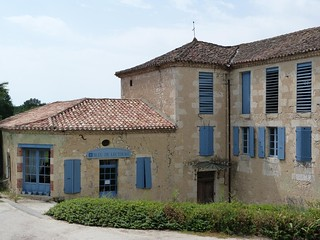 Bleu de Lectoure (Gers, Francia)