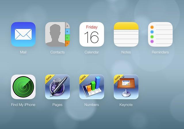 新iCloud横長